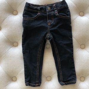 Blue jeans in excellent condition